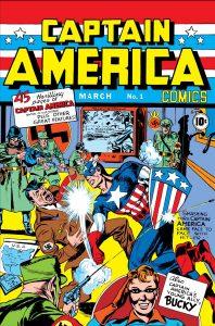 Captain America - Issue 1