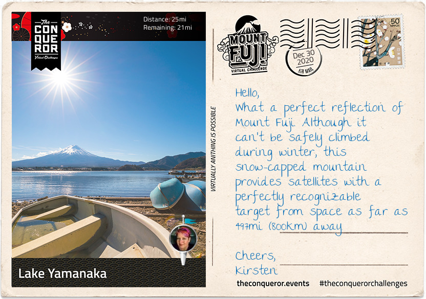 Lake Yamanaka