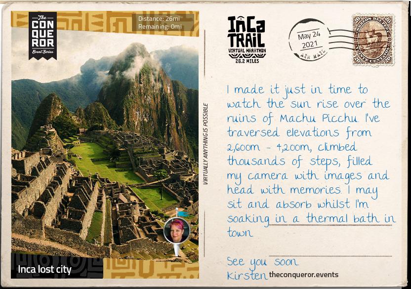 Inca Lost City