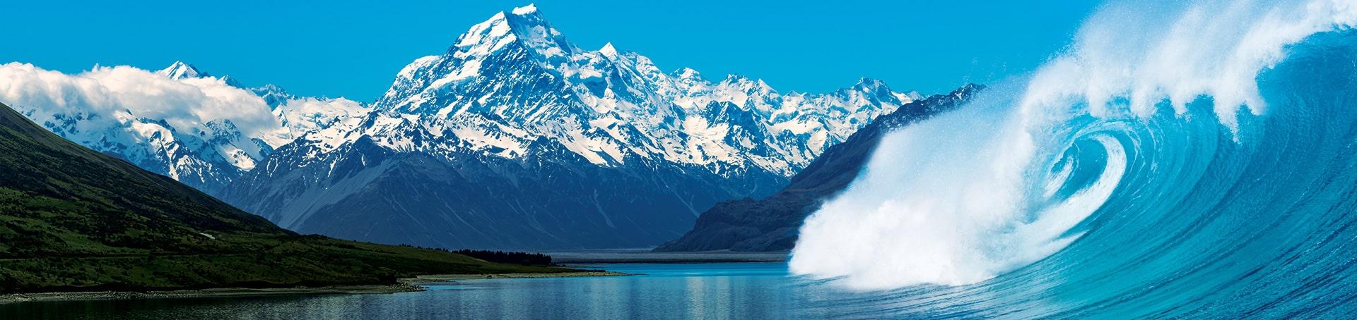 Alps to Ocean